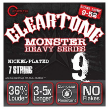 Струны для 7-струнной электрогитары Cleartone 9409-7
