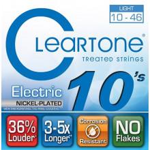 Струны для электрогитары Cleartone 9410