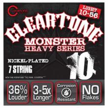 Струны для 7-струнной электрогитары Cleartone 9410-7