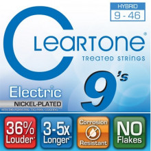Струны для электрогитары Cleartone 9419