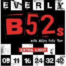 Струны для электрогитары Everly 9209