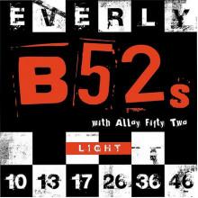 Струны для электрогитары Everly 9210