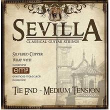 Струны для классической гитары Sevilla 8440