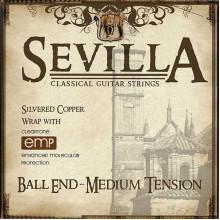 Струны для классической гитары Sevilla 8442