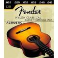 Струны для классической гитары Fender 130