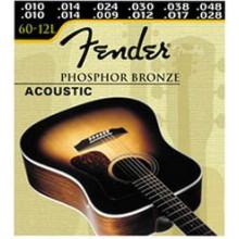 Струны для 12-струнной гитары Fender 60-12L