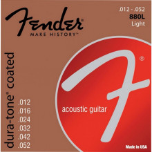 Струны акустической гитары Fender 880L