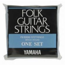Струны для акустической гитары Yamaha FS5200