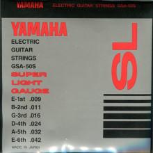 Струны для электрогитары Yamaha GSA50S
