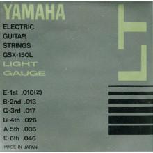 Струны для электрогитары Yamaha GSX150L