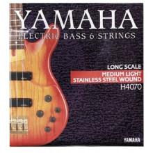 Струны для бас-гитары Yamaha H4070