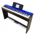 Цифровое пианино Casio PX-A100BE + стойка Casio CS-67BK + педальный блок Casio SP-33 (комплект)