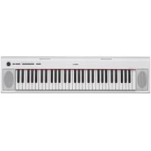 Сценическое пианино Yamaha NP12WH