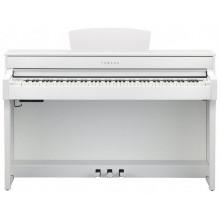 Цифровое пианино Yamaha CLP635WH