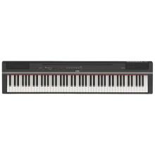 Цифровое пианино Yamaha P-125 BK