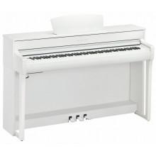 Цифровое пианино Yamaha CLP-735WH