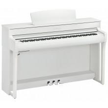 Цифровое пианино Yamaha CLP-745WH