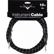 Инструментальный кабель Fender Custom Shop Performance Cable 10 BTW