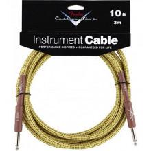 Инструментальный кабель Fender Custom Shop Performance Cable 10 TW