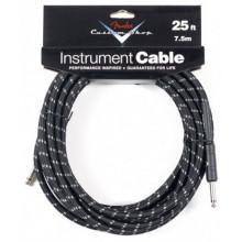 Инструментальный кабель Fender Custom Shop Performance Cable 25 BTW