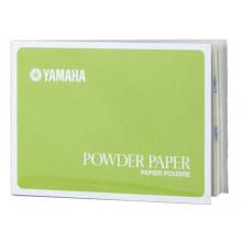 Очистительная бумага для клапанов Yamaha Powder Paper