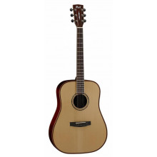 Акустическая гитара Cort ASE4 Nat w/case