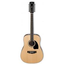 Акустическая гитара Ibanez PF1512 NT