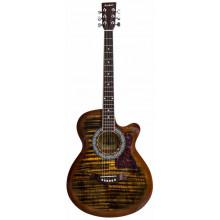 Акустическая гитара Maxtone WGC400N TOB