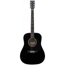 Акустическая гитара Maxtone WGC4011 BK
