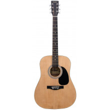 Акустическая гитара Maxtone WGC4011 NAT