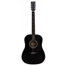 Акустическая гитара Maxtone WGC408N TBK