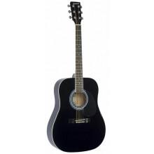 Акустическая гитара Savannah SG610 BK 44