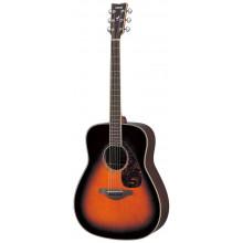 Акустическая гитара Yamaha FG730S TBS
