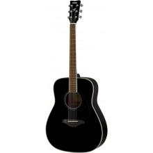 Акустическая гитара Yamaha FG820 BLK