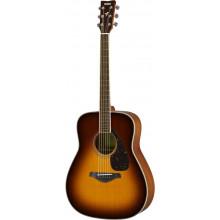 Акустическая гитара Yamaha FG820 BS