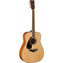Акустическая гитара Yamaha FG820 Left