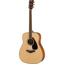 Акустическая гитара Yamaha FG820 NT