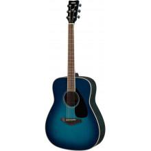 Акустическая гитара Yamaha FG820 SB