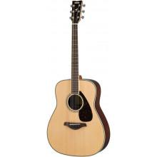 Акустическая гитара Yamaha FG830 NT