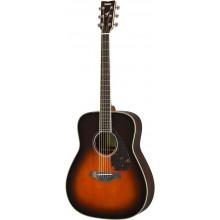 Акустическая гитара Yamaha FG830 TBSB