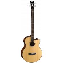 Бас-гитара Cort AB850F NAT w/bag