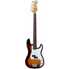 Бас-гитара Fender Standard P-Bass Rosewood Fingerboard Brown Sunburst
