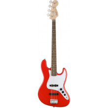 Бас-гитара Squier Affinity Jazz Bass RW Race Red