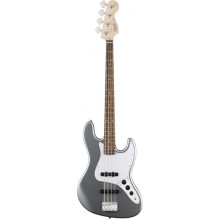 Бас-гитара Squier Affinity Jazz Bass RW Slick Silver