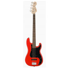 Бас-гитара Squier Affinity PJ Bass RW Race Red