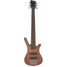 Бас-гитара Warwick German Pro Series Corvette 6str Bubinga Satin Natural A/A