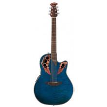 Электроакустическая гитара Ovation CE44P-8QT