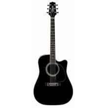 Электроакустическая гитара Takamine EF341SC