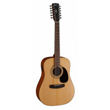 Электроакустическая гитара Cort AD810-12E OP