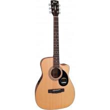 Электроакустическая гитара Cort AF515CE OP